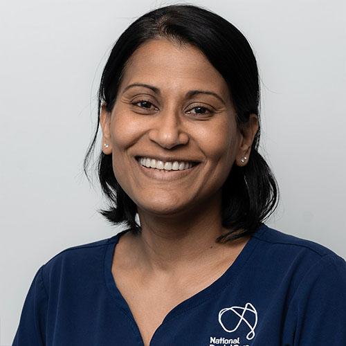 Dr Sasha Rutnam - Lead Dentist