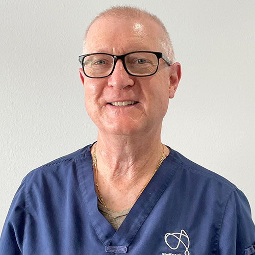 Dr Dale LePoidevin - Lead Dentist
