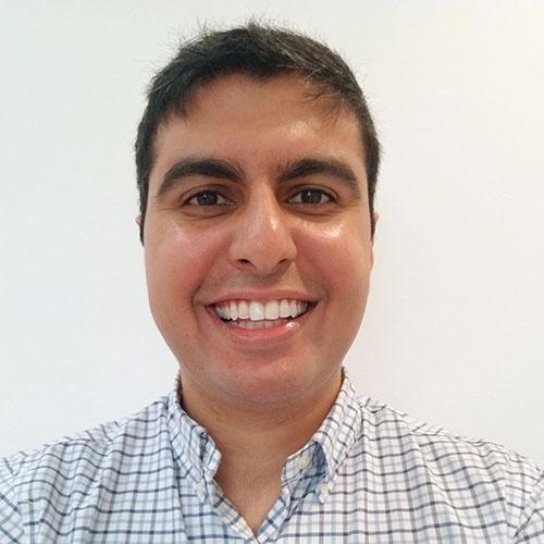 Dr Amjad Aghdaei - Dentist