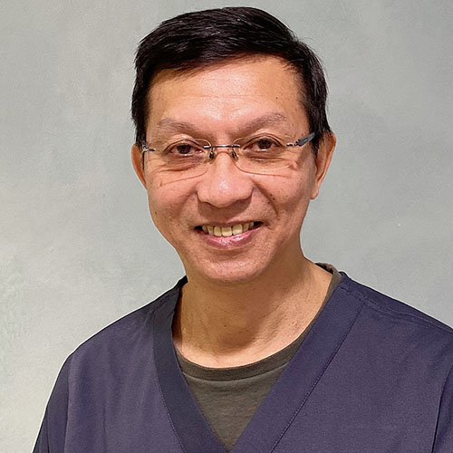 Dr Ian Shee - Lead Dentist