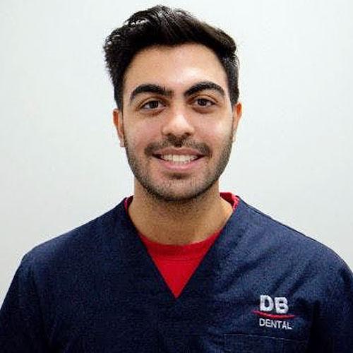 Dr Hemesh Shelat - Dentist