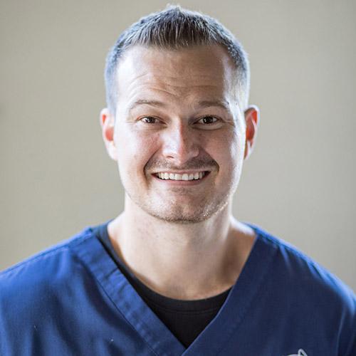 Dr Mitchell Rae - Dentist