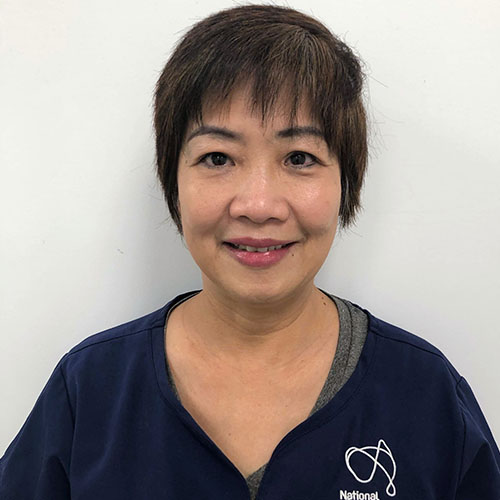 Dr Andrea Yong - Dentist