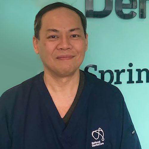 Dr Andrew Vongphakdi - Dentist
