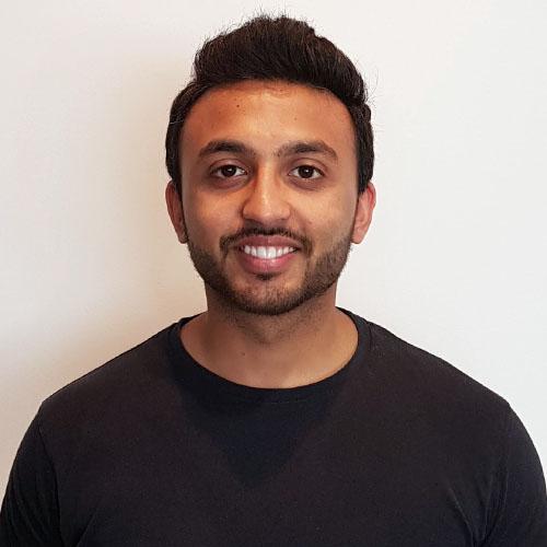 Dr Meghesh Shelat - Lead Dentist