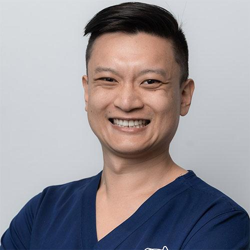 Dr Kevin Wijaya - Dentist