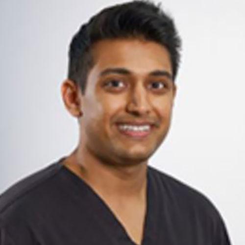 Dr Rikesh Patel - Dentist