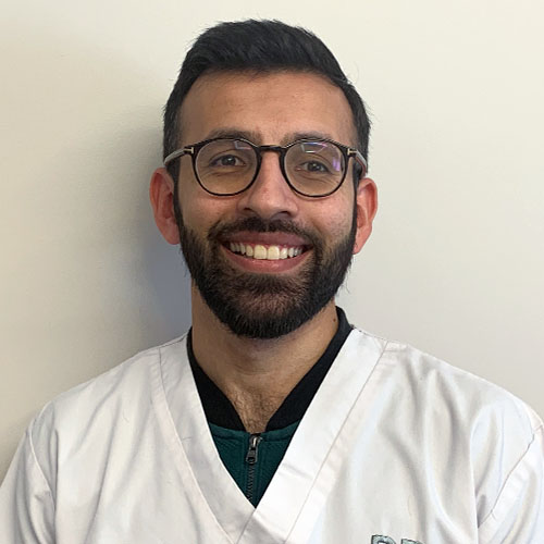 Dr Prashil Parekh - Dentist