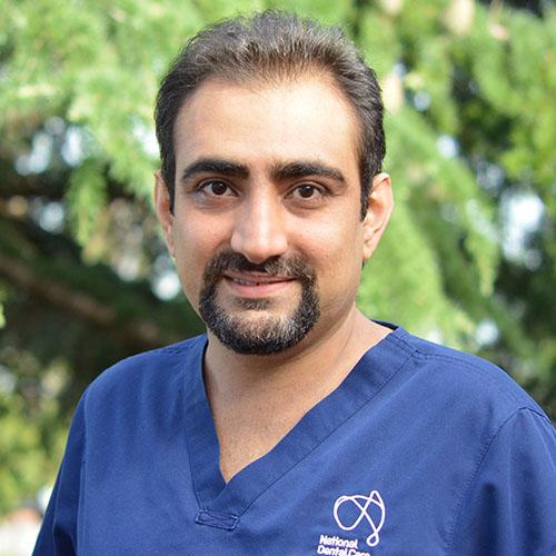 Dr Faraz Hedayatseresht - Dentist