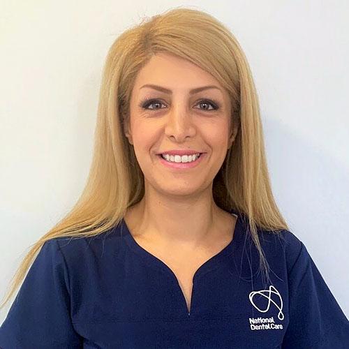 Dr Pegah Tavakol - Dentist