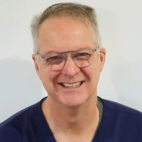 Dr Gilbert Burgess - Lead Dentist