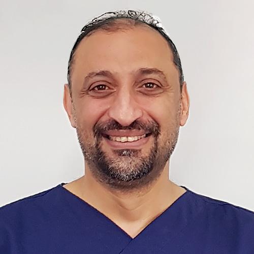 Dr Sayed El-Ghadban - Dentist