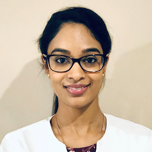 Dr Brendtha Nandakumar - Dentist