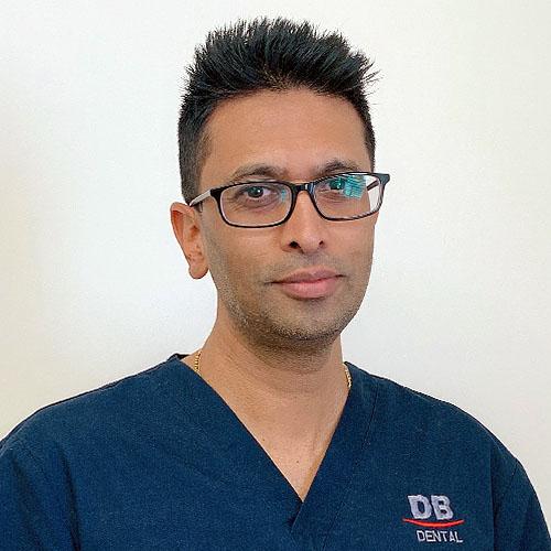 Dr Ashok Patel - Dentist