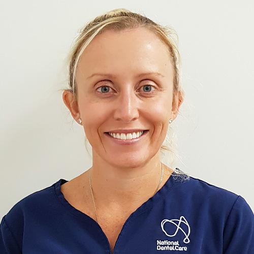 Dr Taleah North-Wiedeman - Dentist