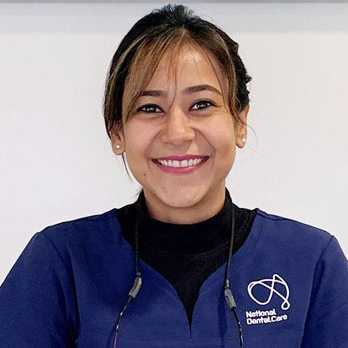 Dr Satvinder Kaur - Lead Dentist