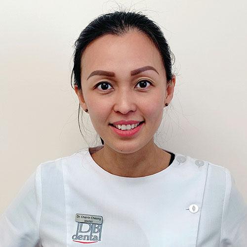 Dr Cherrin Cheong - Dentist