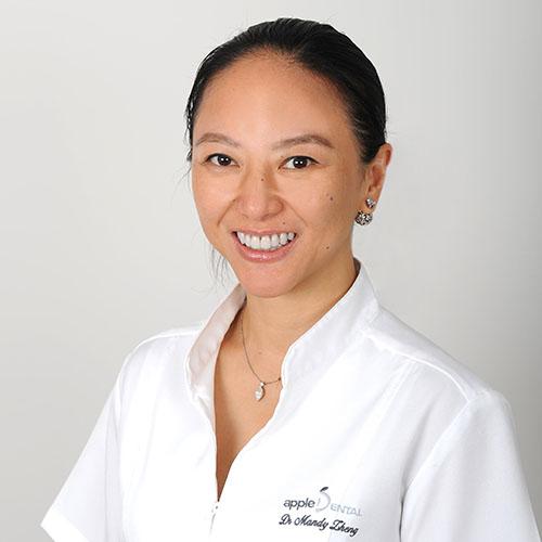 Dr Mandy Zheng - Dentist