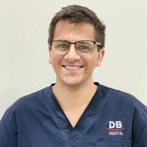 Dr Kalen White - Dentist