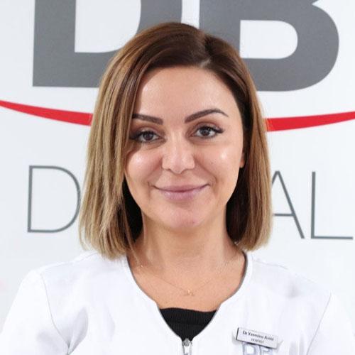 Dr Yasmine Avini - Dentist