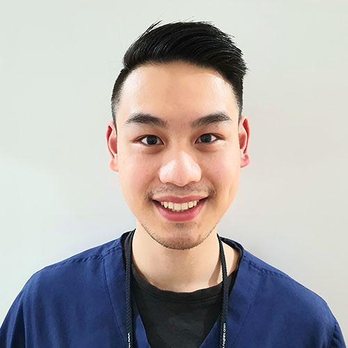 Victor Lin - Oral Health Therapist
