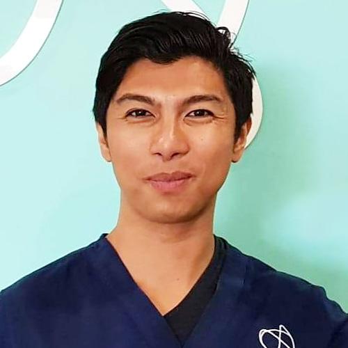 Dr Aaron Tamayo - Dentist