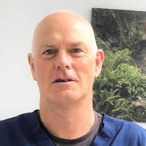 Dr Ed Montgomery - Dentist