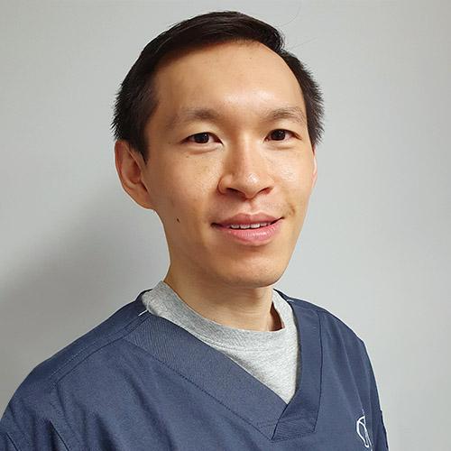 Richard Chen - Oral Health Therapist