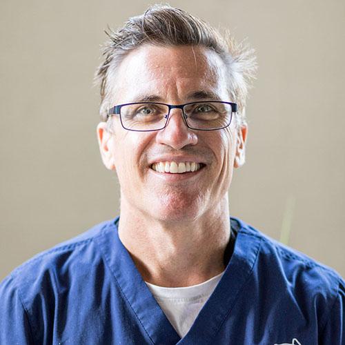 Dr Andrew Doig - Lead Dentist