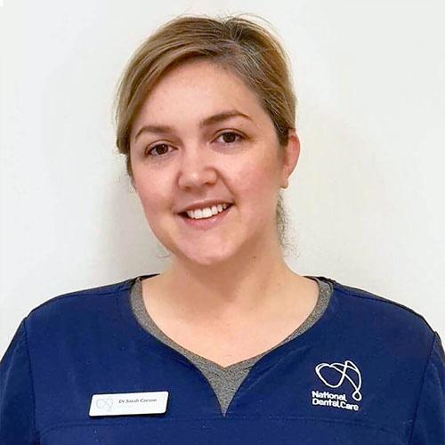 Dr Sarah Caruso - Lead Dentist