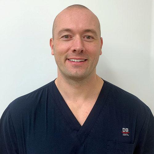 Dr Alex Poli - Lead Dentist