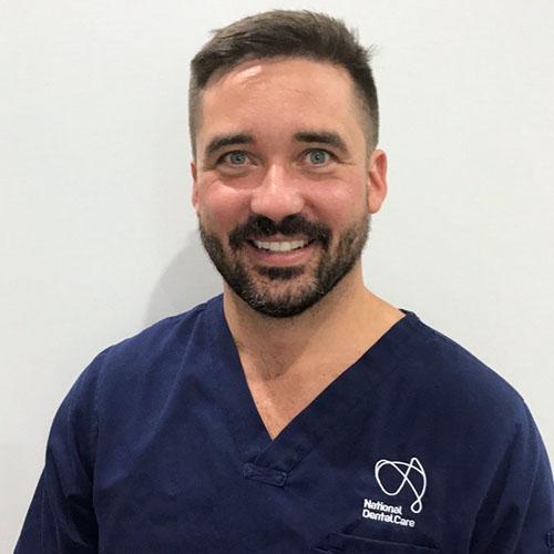 Dr Kieran McNamara - Dentist
