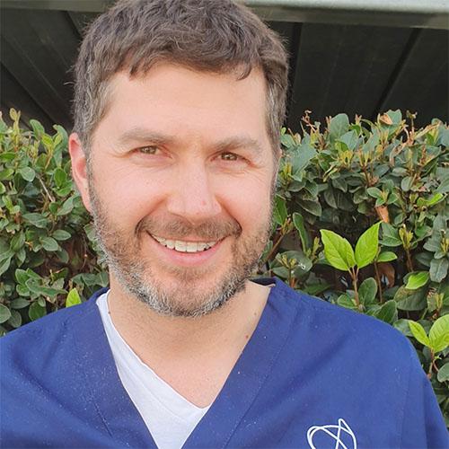 Dr Andrei Milhailescu - Lead Dentist