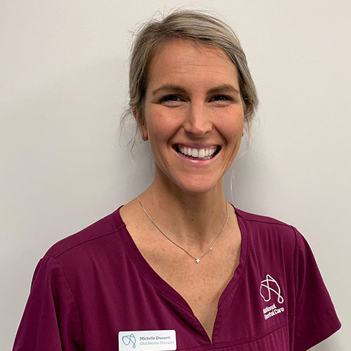 Michelle Dunnett - Oral Health Therapist