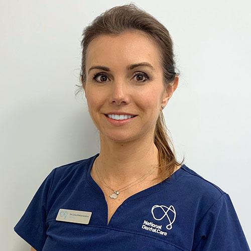 Dr Livia Naharnowicz - Lead Dentist