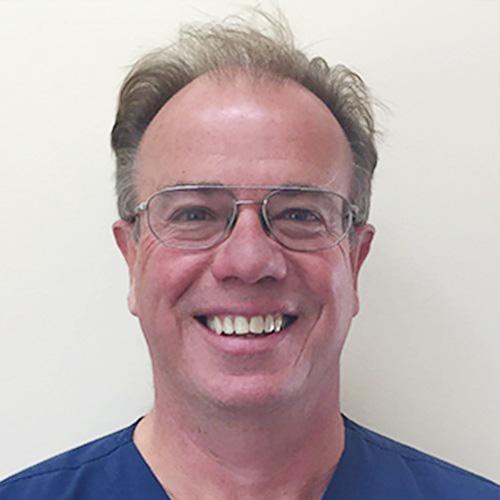 Dr Ian Scholes - Lead Dentist
