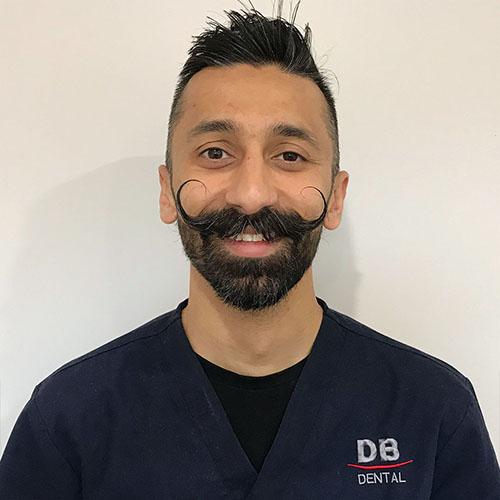 Dr Rohit Chaturvedi - Lead Dentist