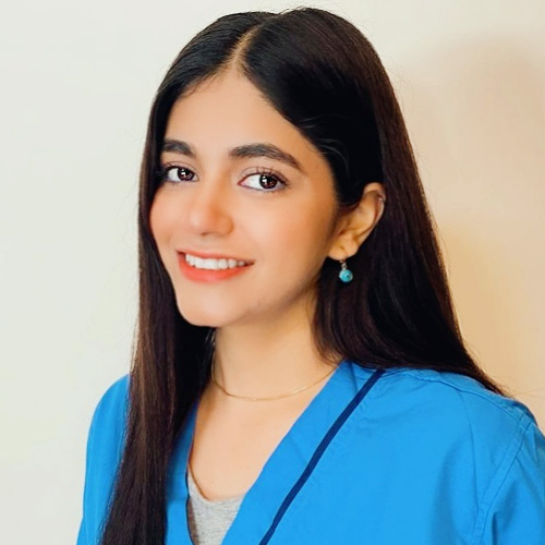 Dr Ribia Riat - Dentist