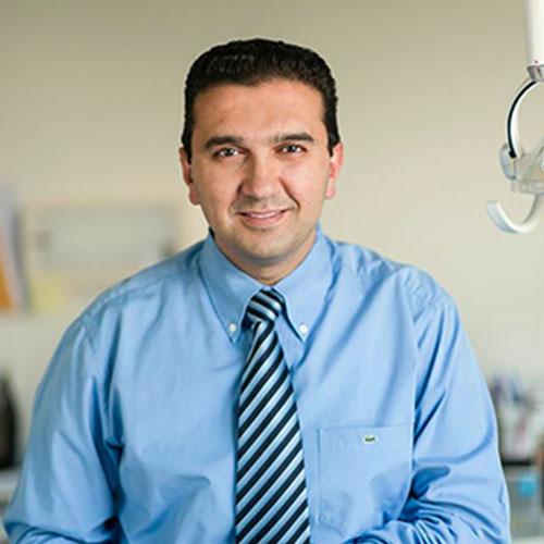 Dr Nasr Bachawaty - Lead Dentist