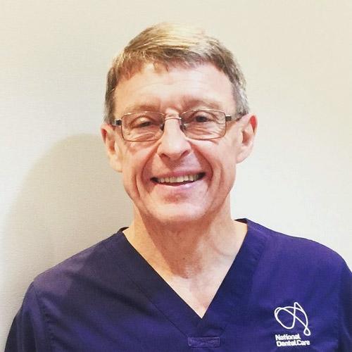 Dr Michael Dent - Lead Dentist