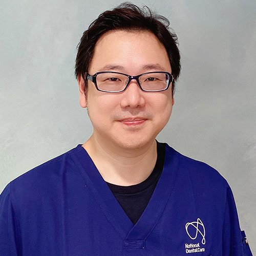 Dr Andrew Lau - Dentist