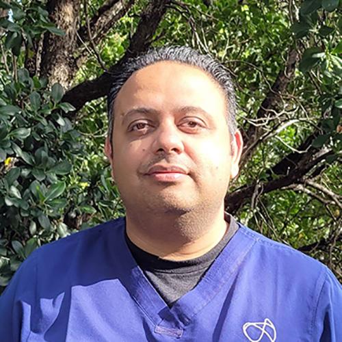 Dr Ricky Sandhu - Lead Dentist