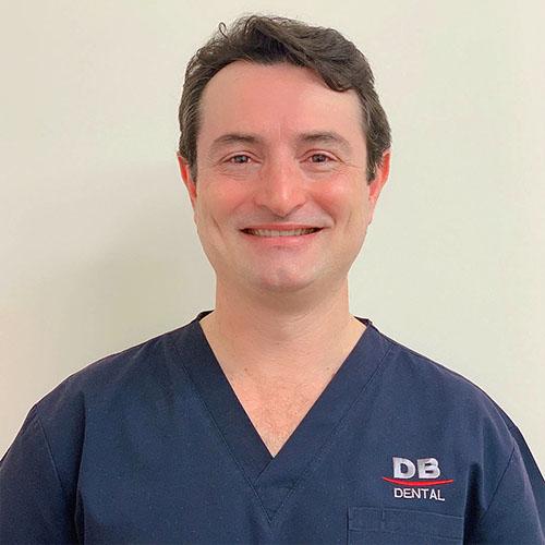 Dr Mihajlo Kostadinovic - Dentist