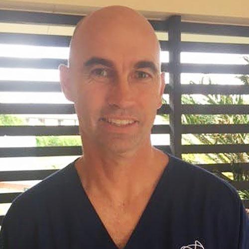 Dr Darren Ringelstein - Lead Dentist