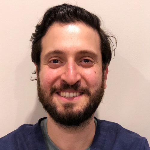 Dr Siavash Tabatabaei - Lead Dentist