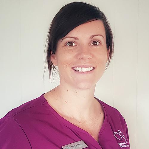 Renee Gulliver - Oral Health Therapist