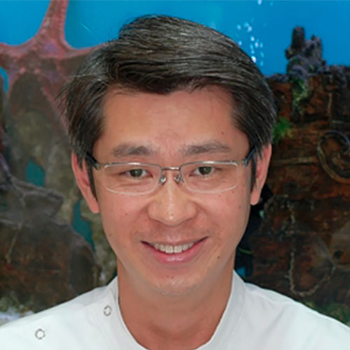 Dr Kelvin Leung - Lead Dentist