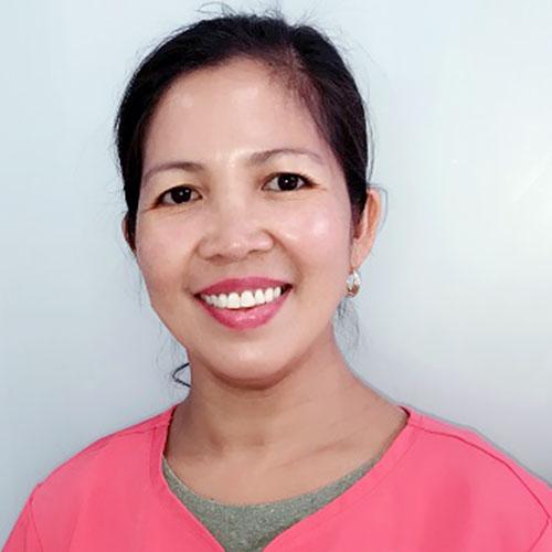 Gloria Vergara - Hygienist