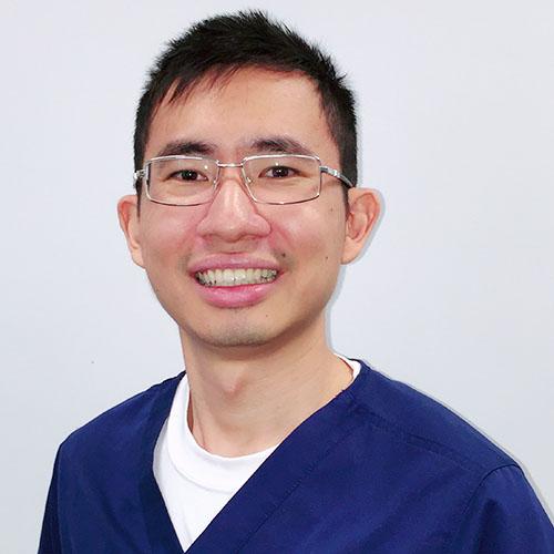 Dr Bryan Liau - Dentist