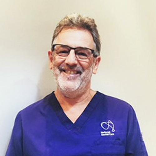 Dr Ken House - Lead Dentist